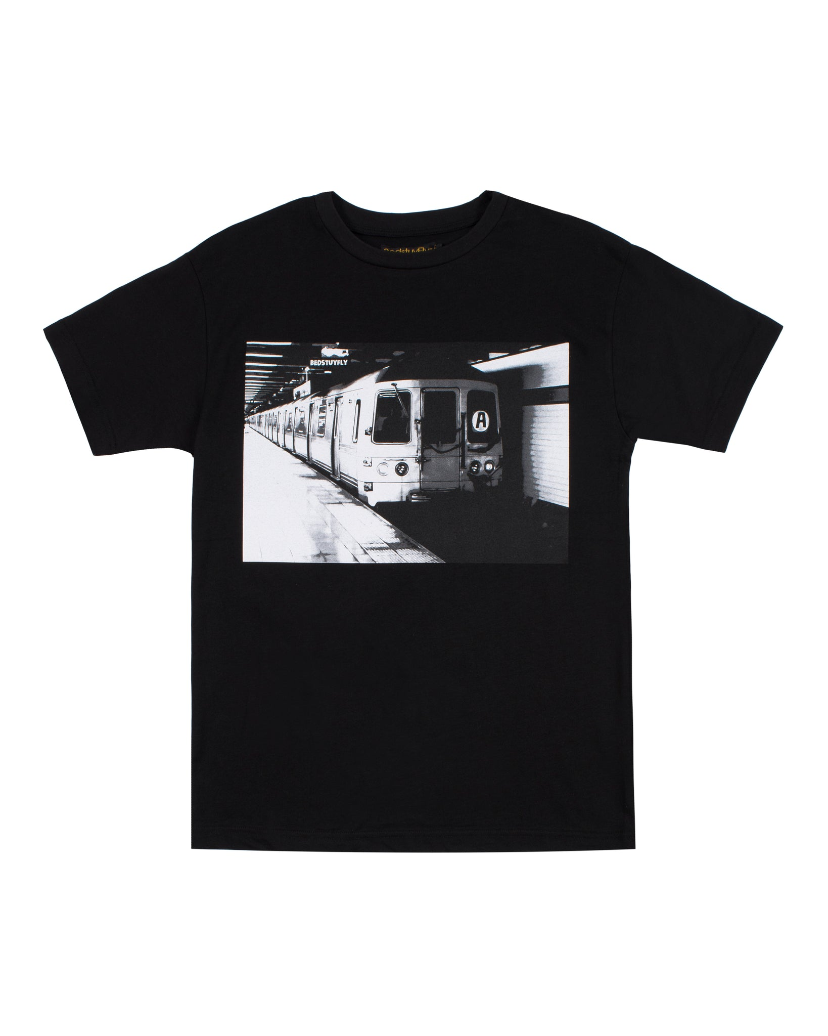A-Train T-Shirt (Black)