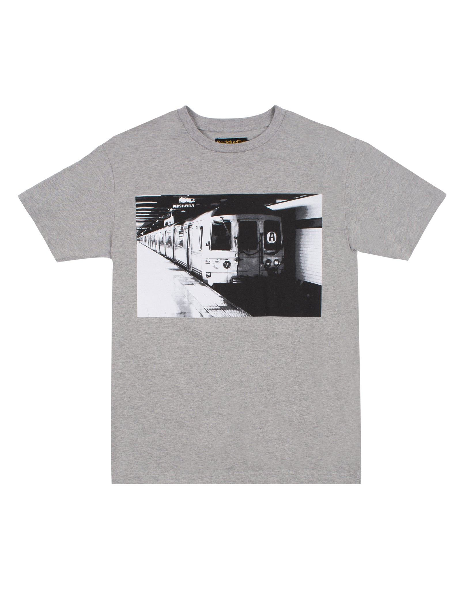 A-Train T-Shirt (Grey)