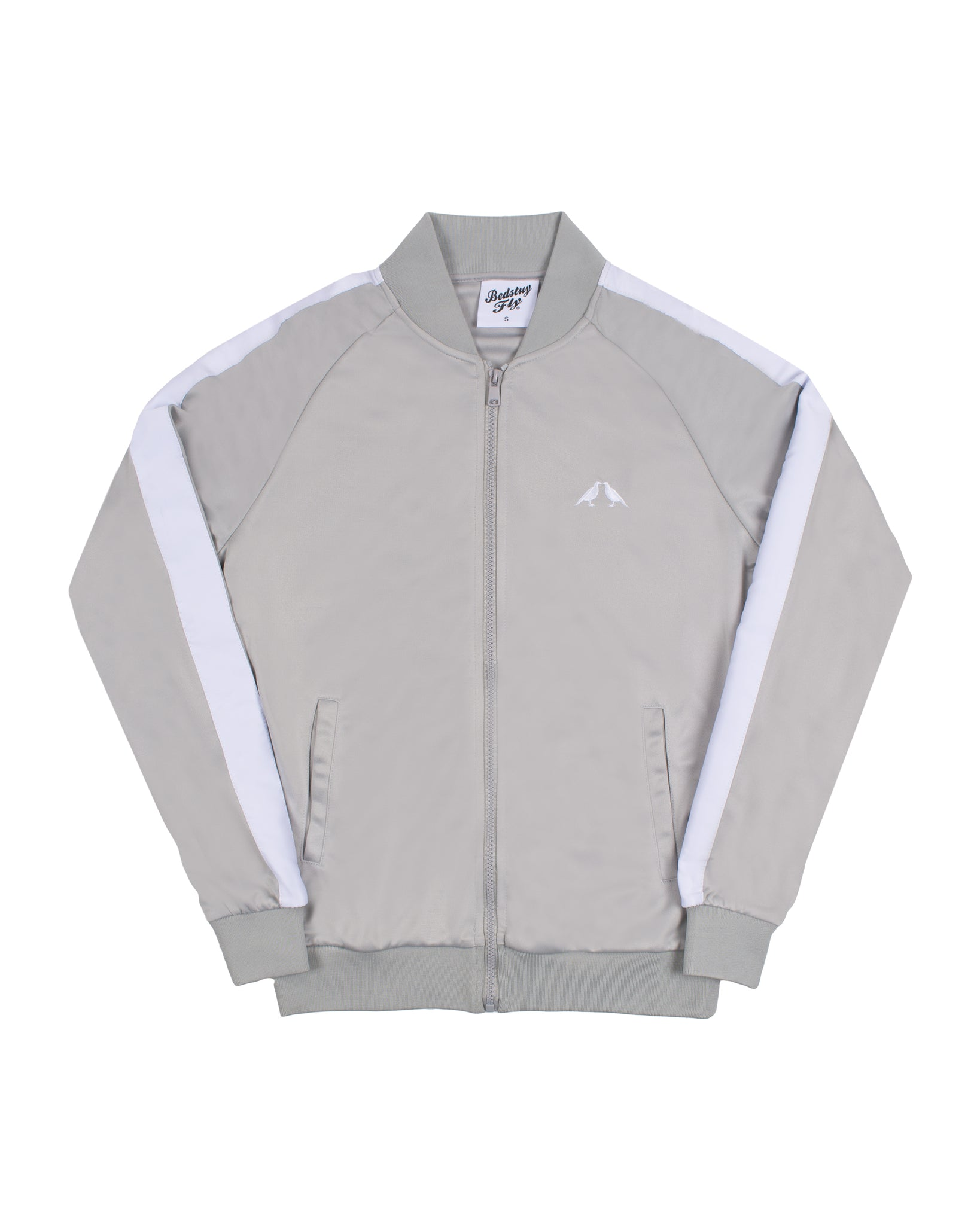 Weekend Jacket (Gry/Wht)