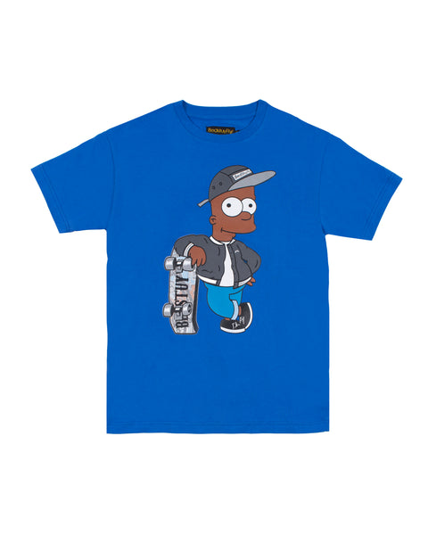 B- Boy T-Shirt (Royal Blue)