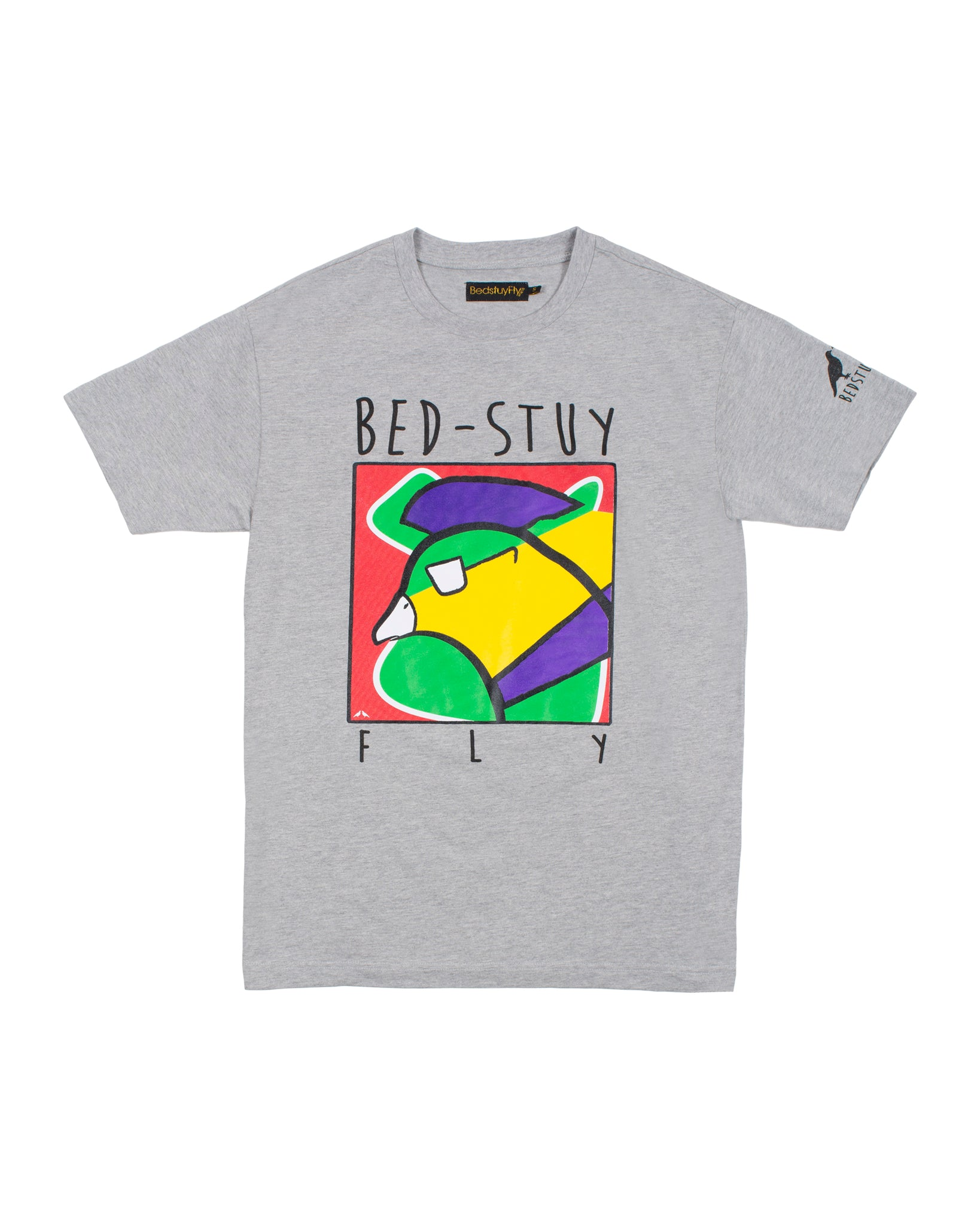 Spike T-Shirt (Gry)