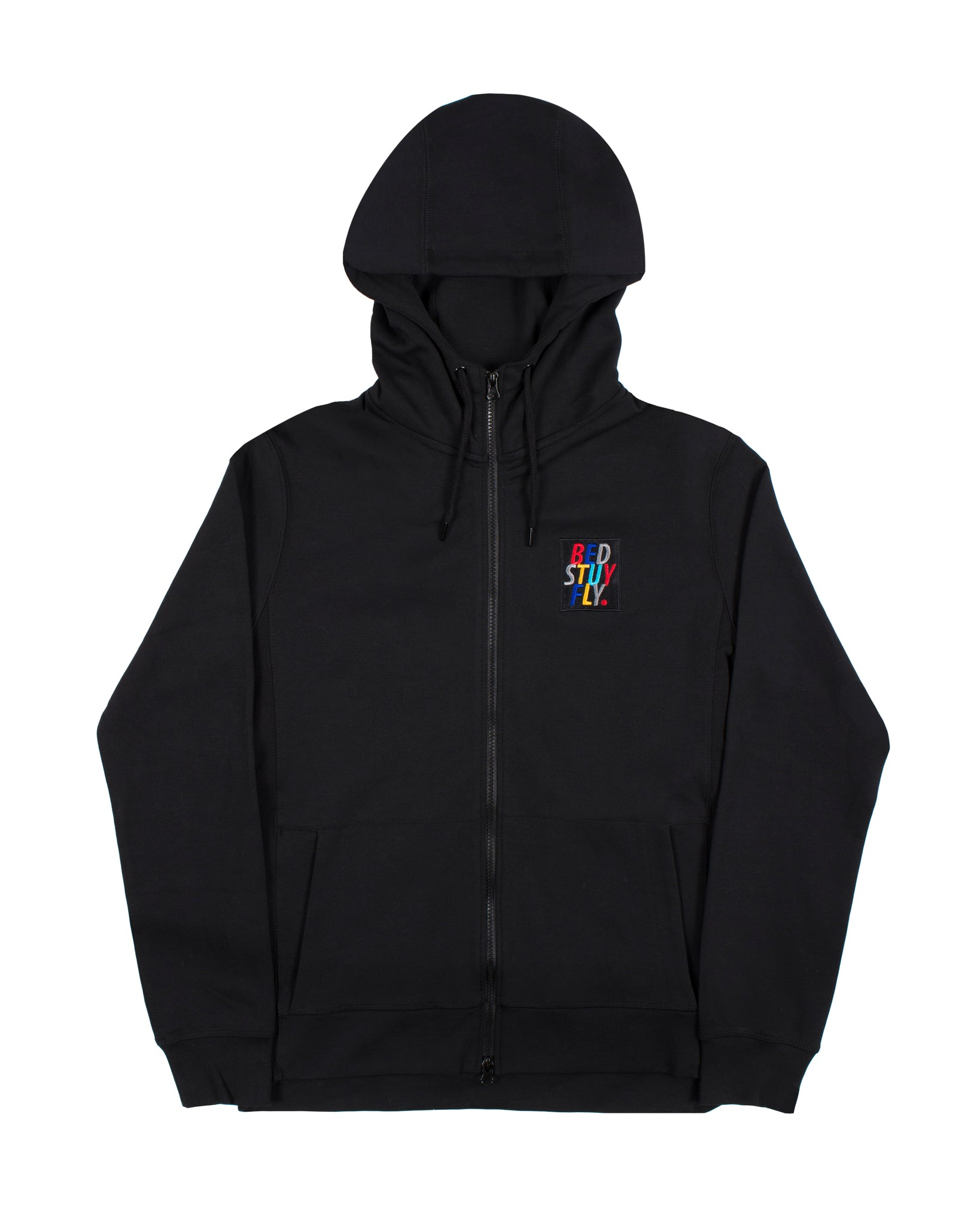 Performance Tech Fleece II Hoodies (Black)