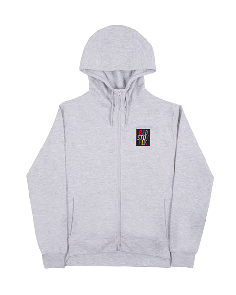 Performance Tech Fleece II Hoodies (Grey)