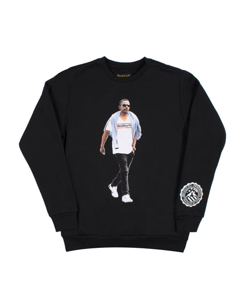 Obama Sweatshirt Black
