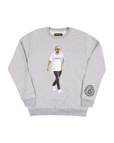 Obama Sweatshirt Gray