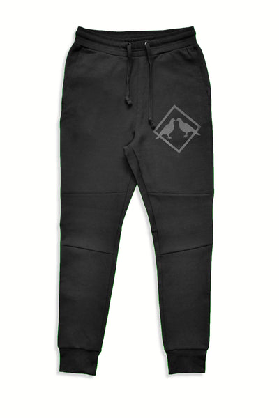2.0 Performance Tech Fleece Sweatpants (Black/Black)