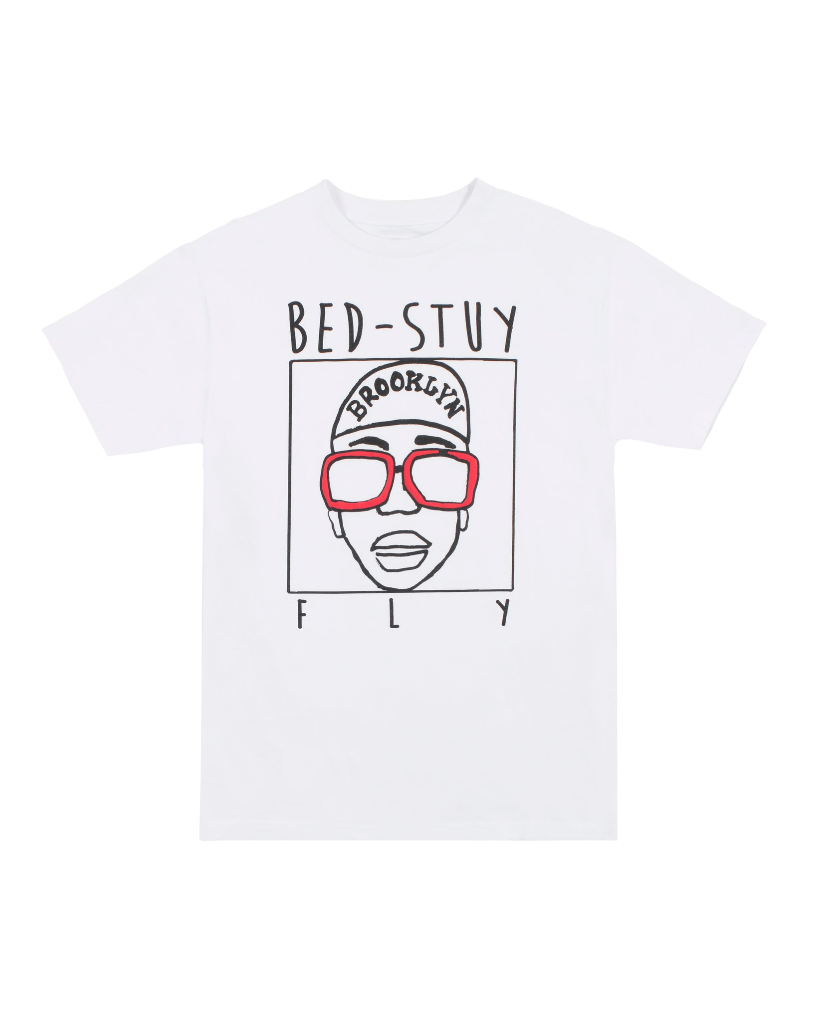 Brooklyn T-Shirt (Wht)