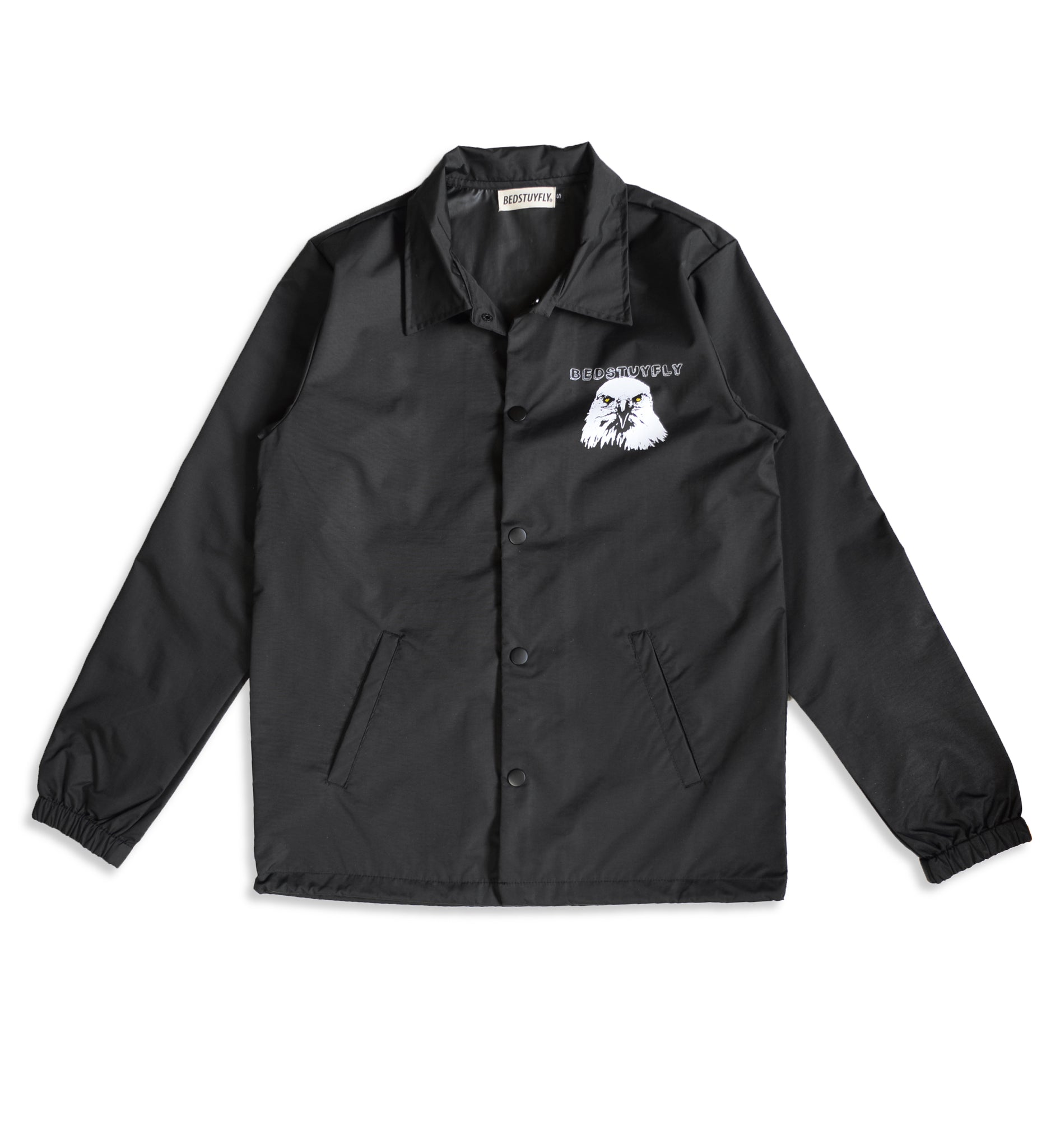 American Eagle Coach Jacket (Blk)