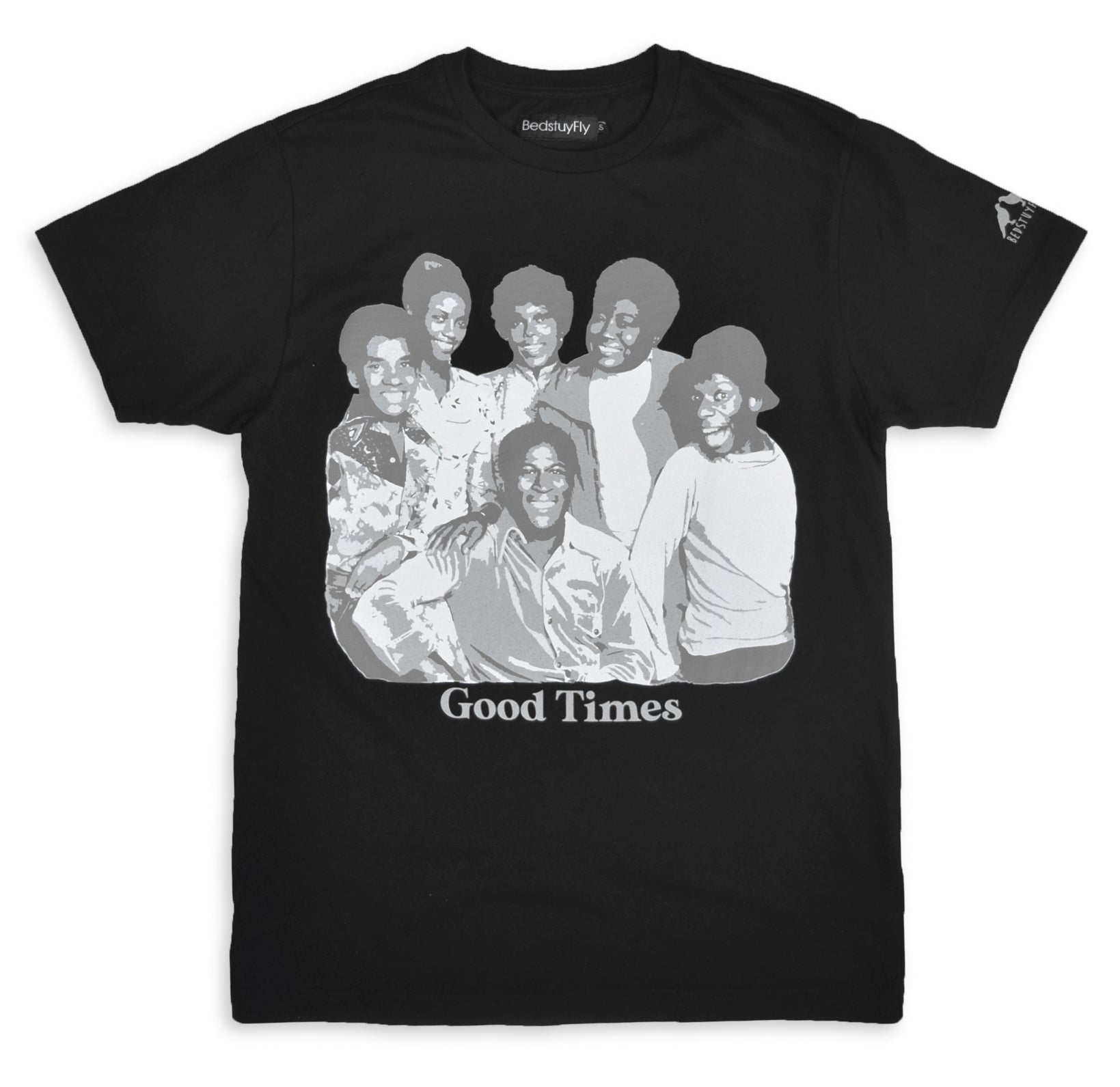 Good Times T-Shirt (Blk)