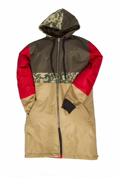 Multi Parka Jacket