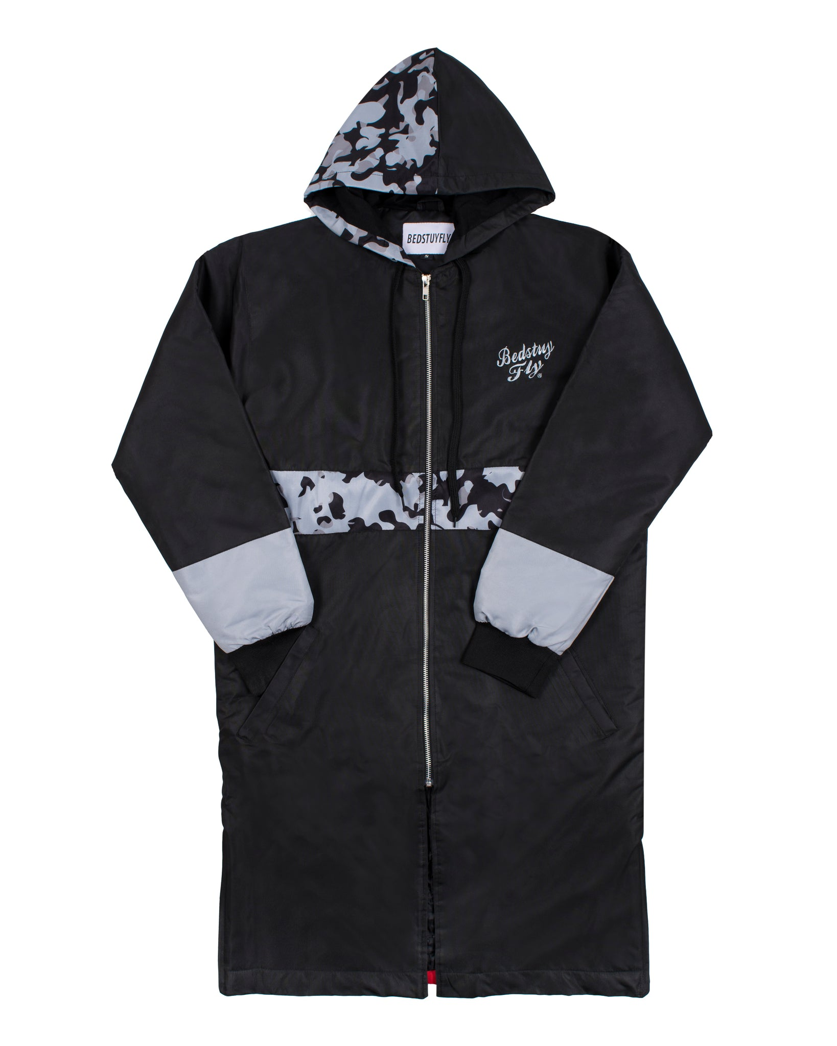 Multi Parka Jacket (Blk)