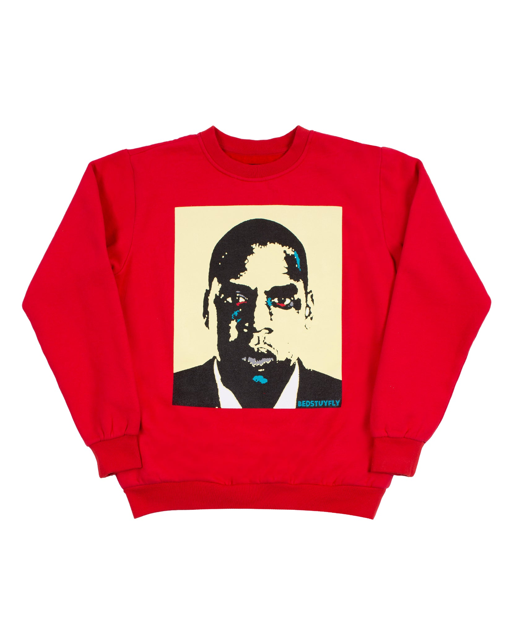 No Rules Sweatshirt (Red)