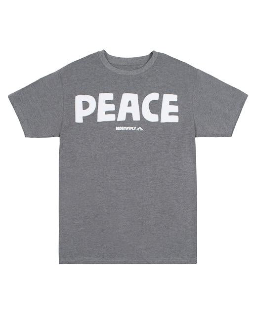 Peace On Earth T-Shirt (Gry)
