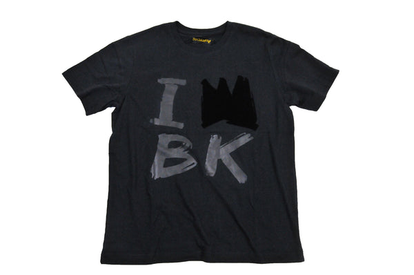 King Of BK T-shirt (Blk/Blk)