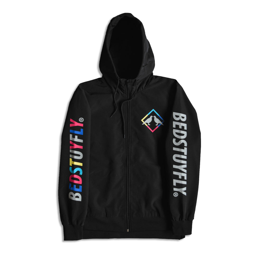 2.0 Tech Hoodies (Black)