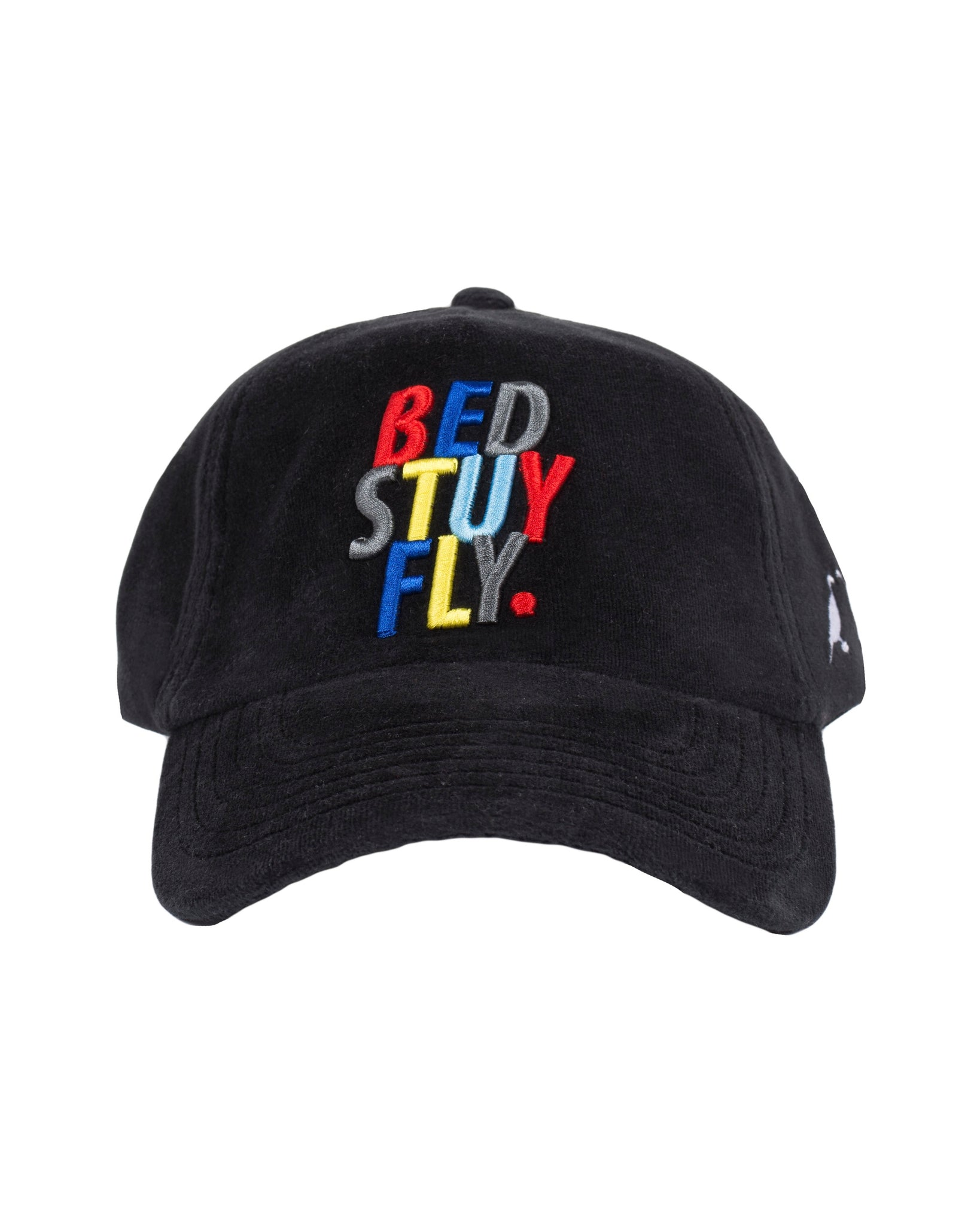 Colors Velour Cap (Blk)