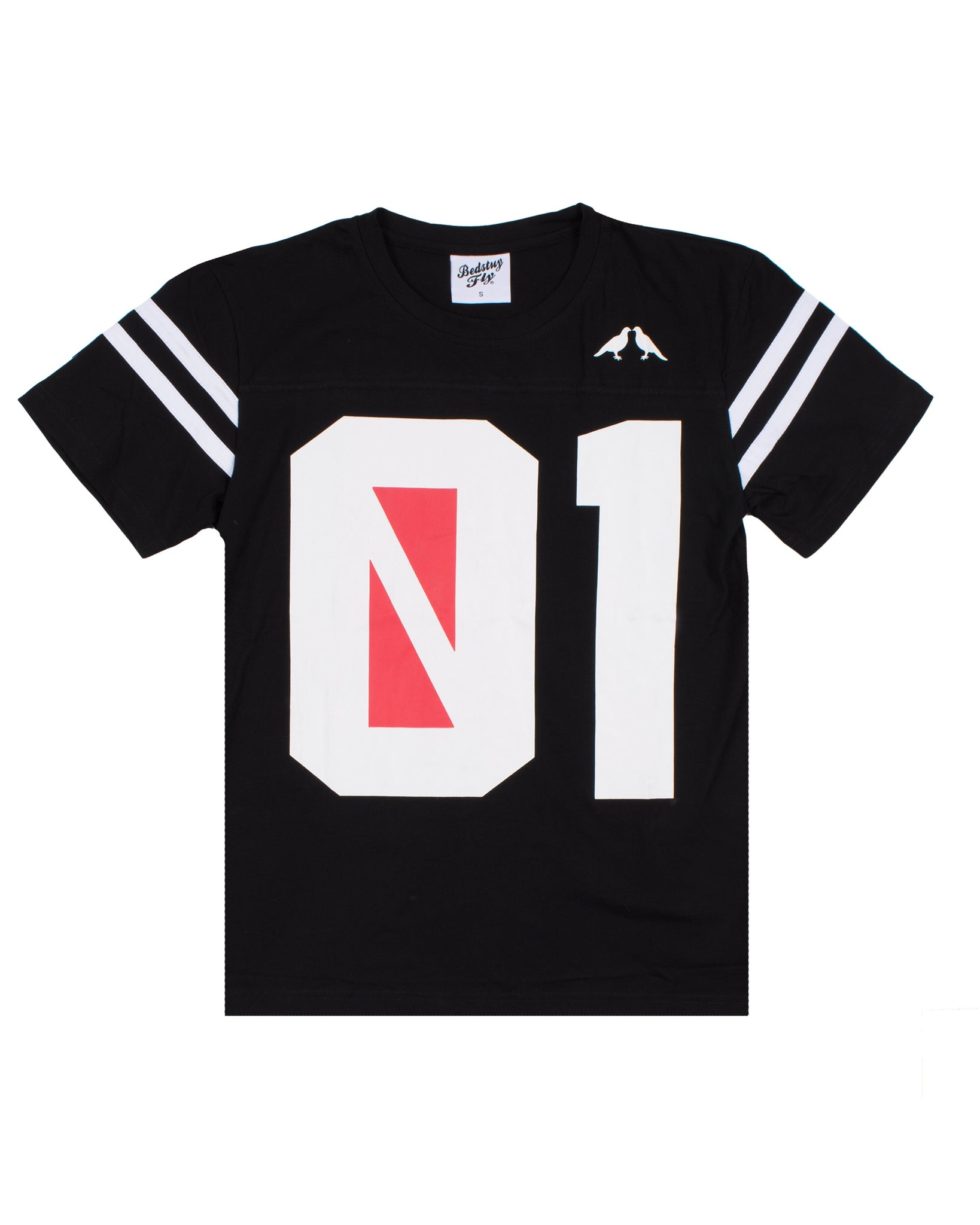 Player's T-Shirt Jersey (Blk)
