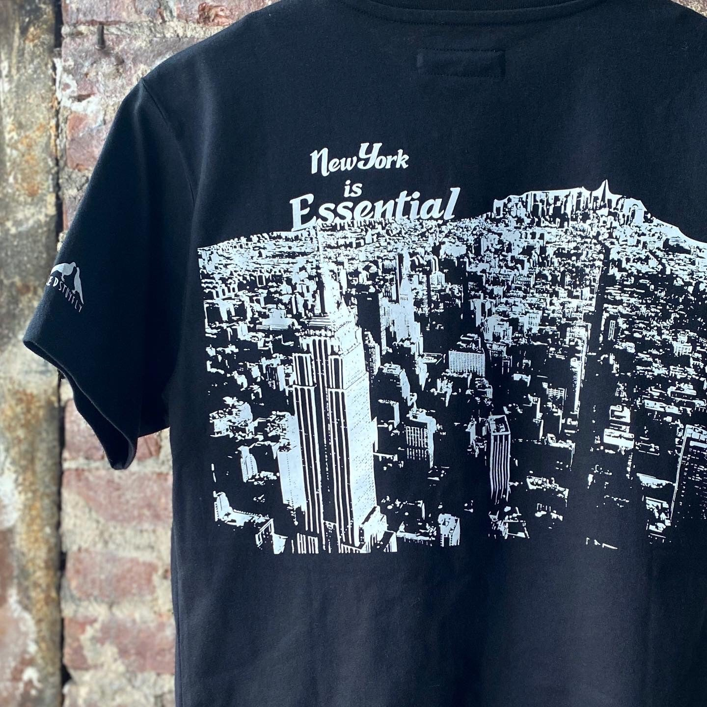 New York Is Essential (Blk)
