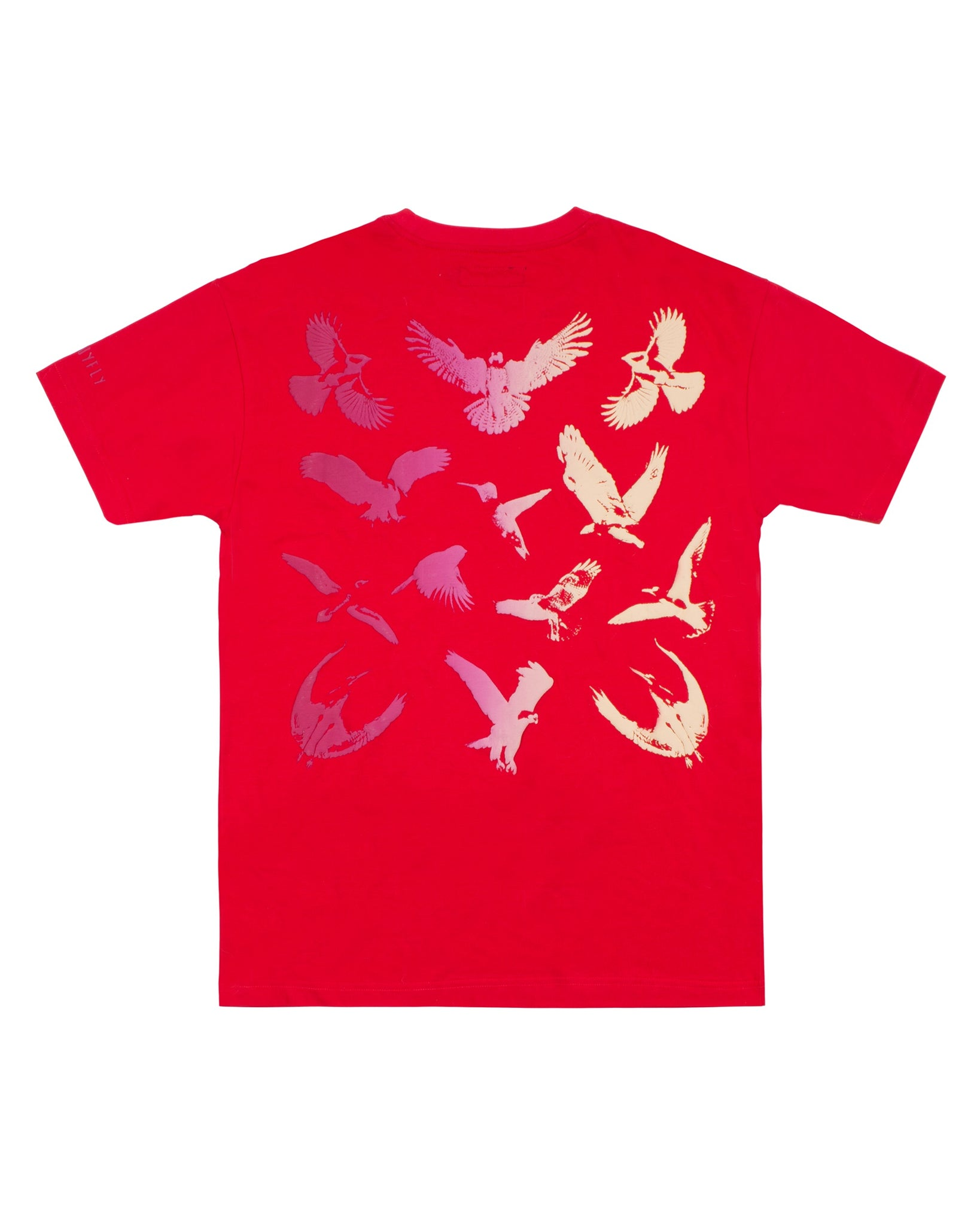 Everything Bird T-Shirt (Red)