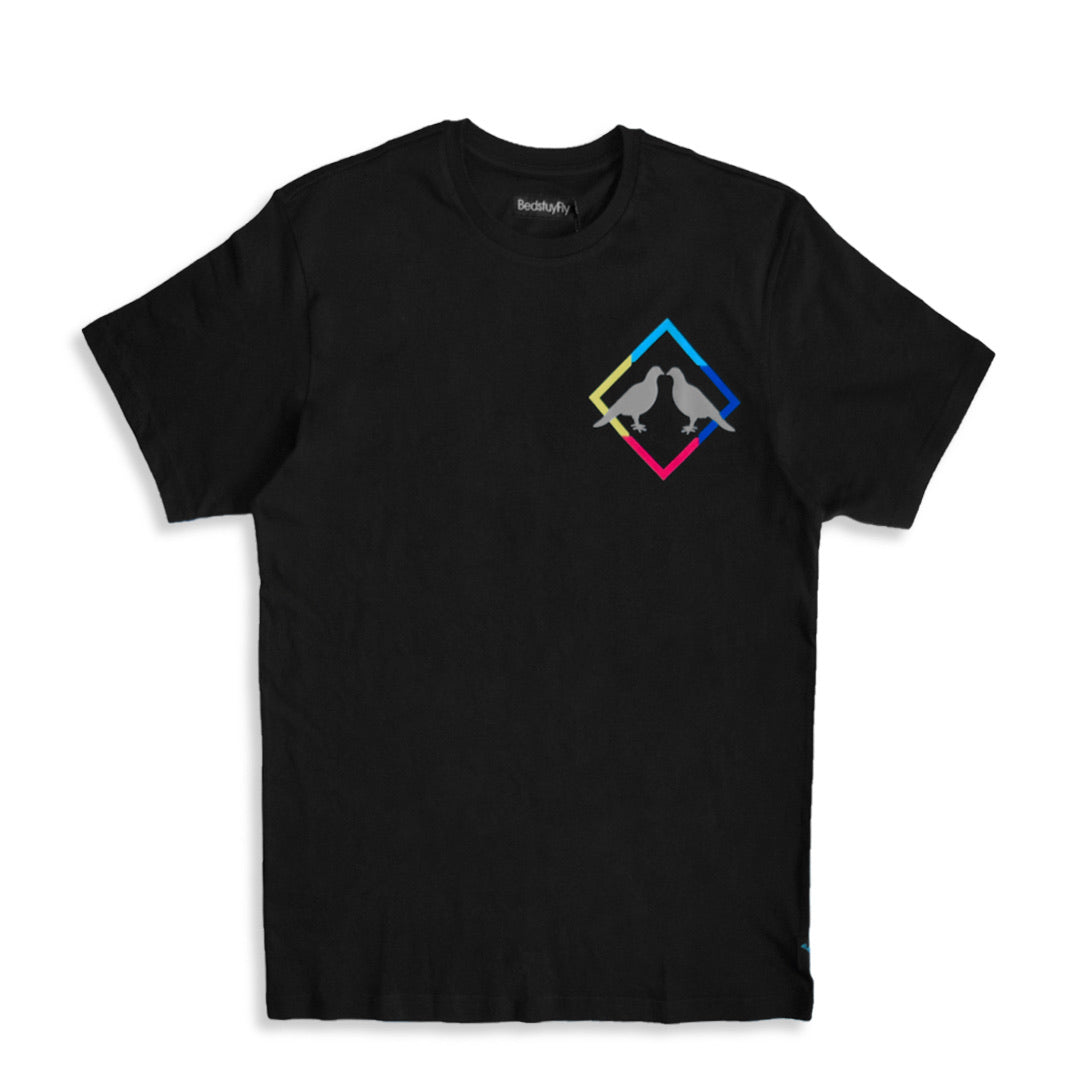 2.0 T-Shirt (Black Multi)