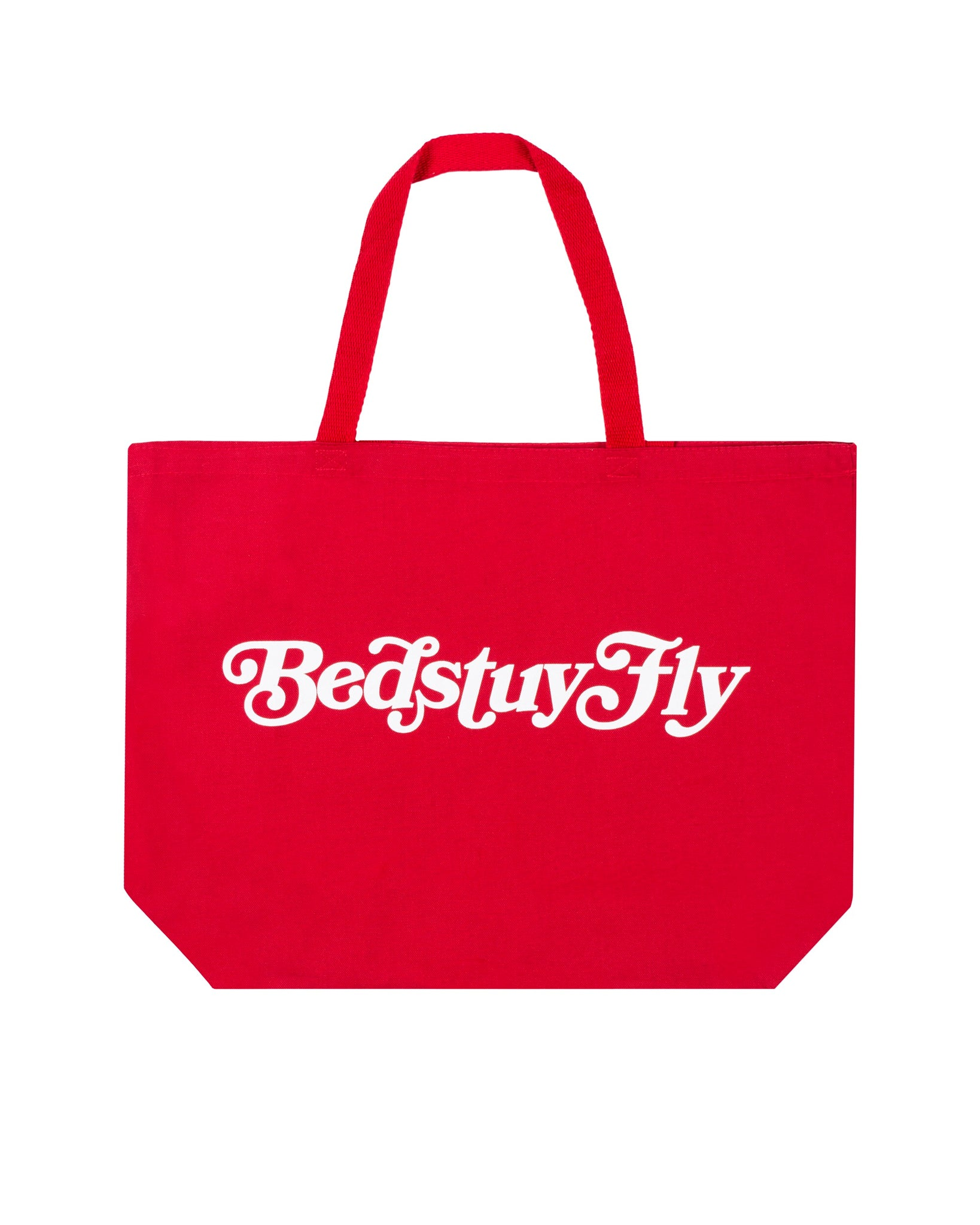 Mind Your Business Tote Bag (Red)