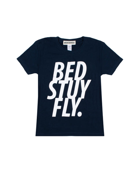 Solid Logo Kids (Navy)