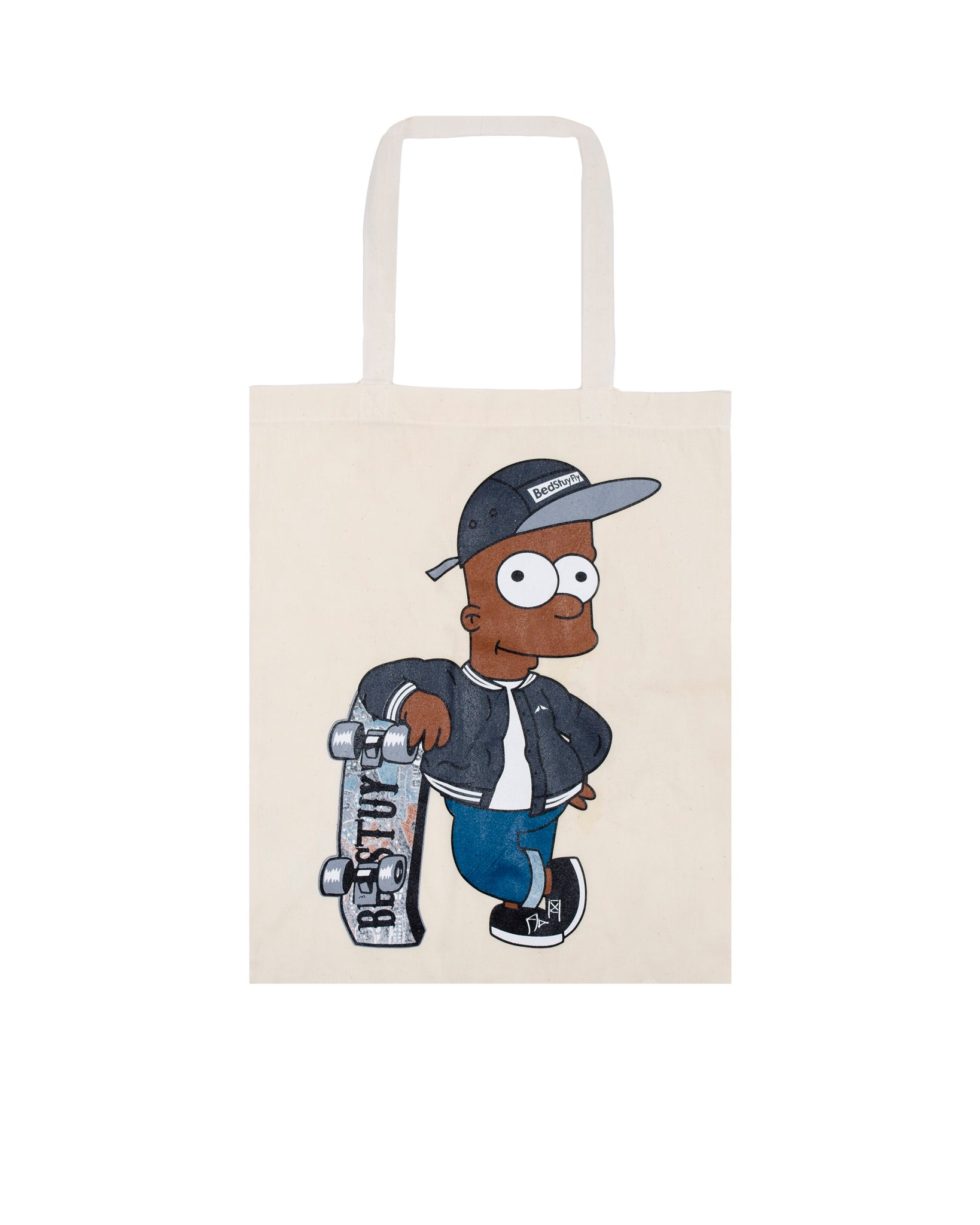 B Boy Tote Bag