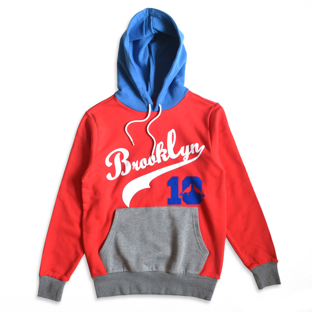Brooklyn 10 Hoodies (Red)