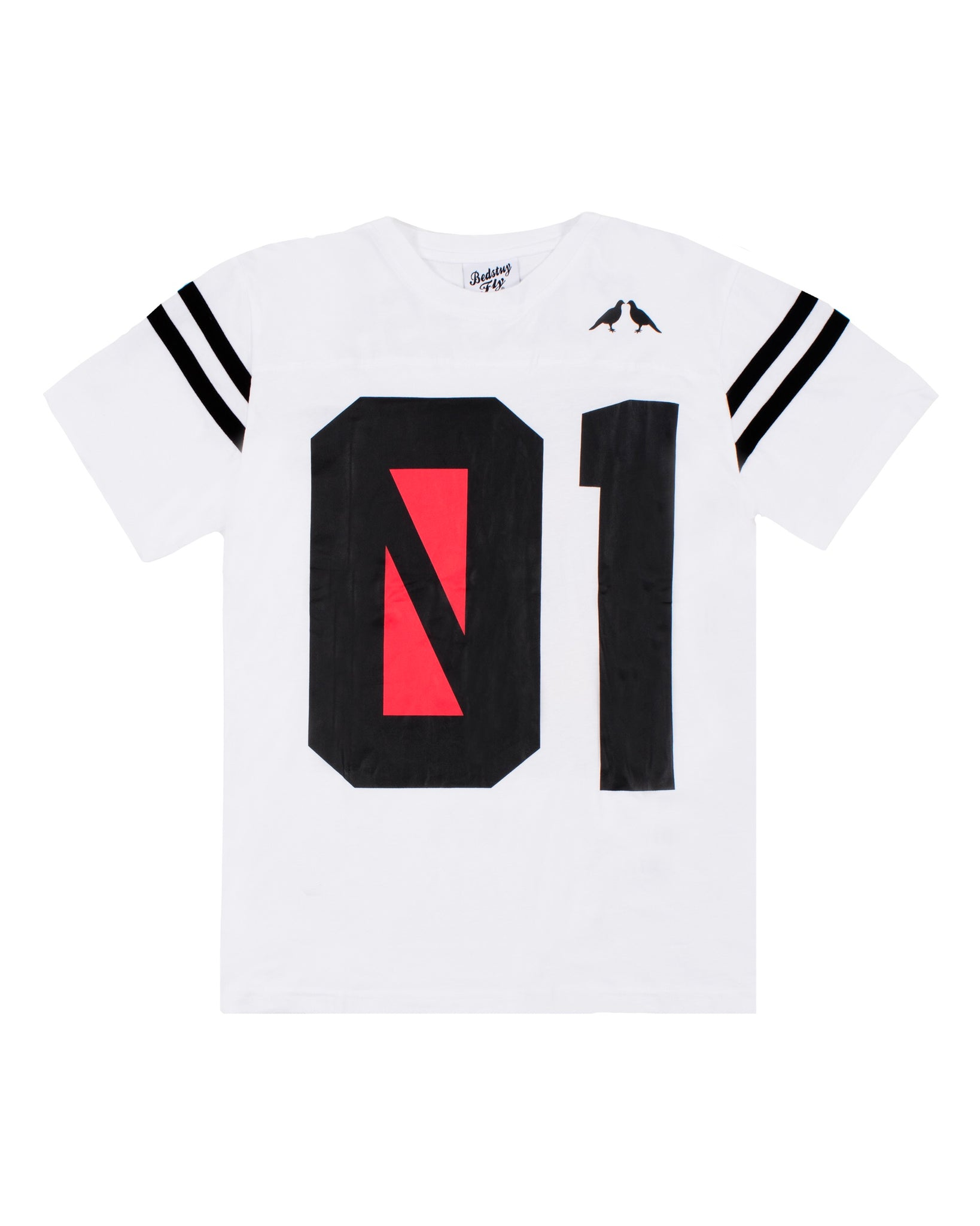Player's T-Shirt Jersey (Wht)