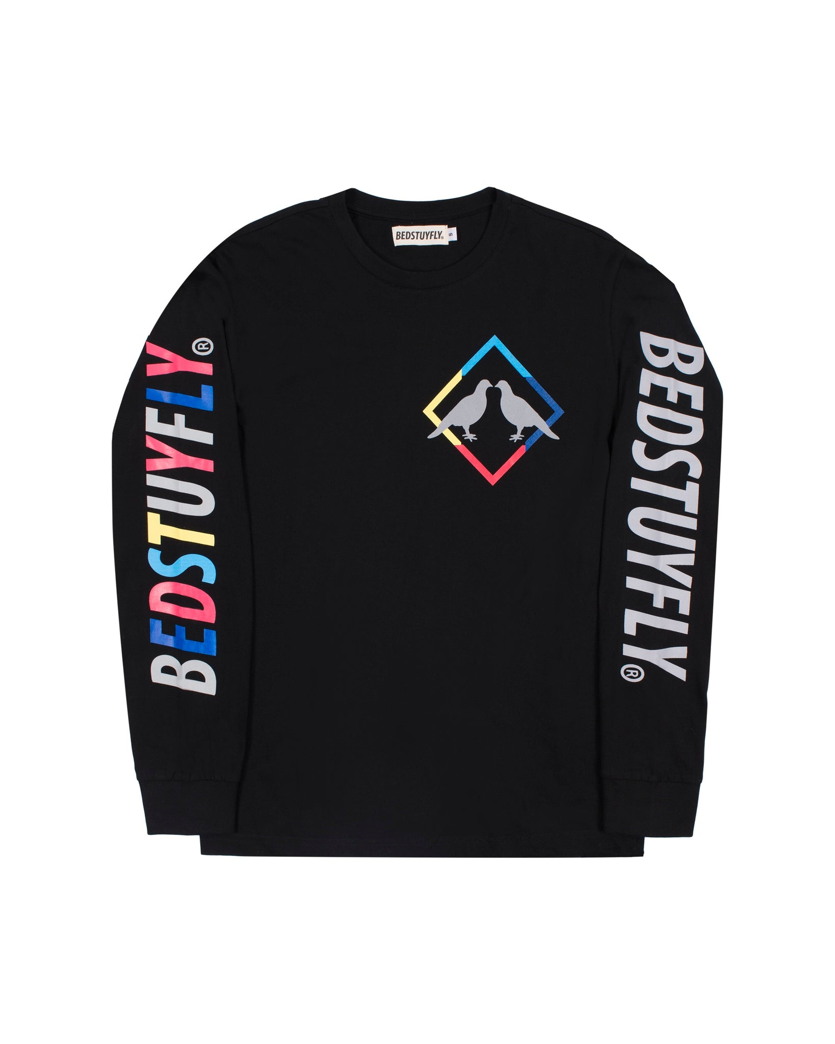 Bedstuyfly 2.0 Long Sleeve (Blk)