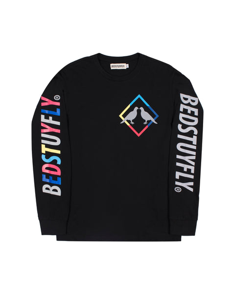 Bedstuyfly 2.0 Long Sleeve Black