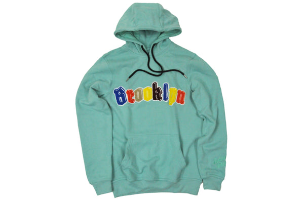 Brooklyn Stitch Hoodie (Mint)