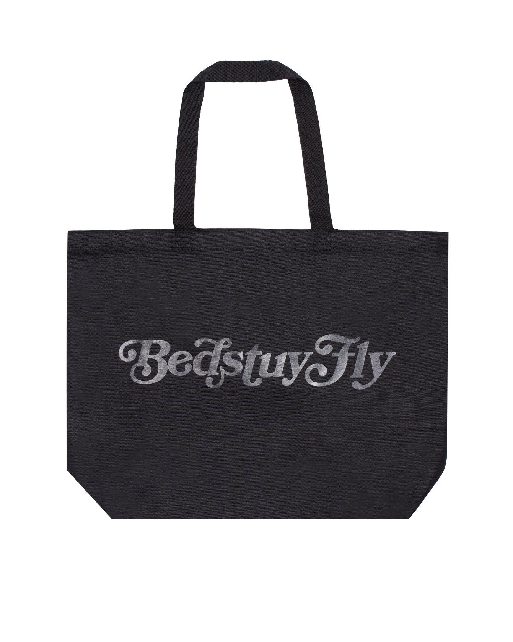 Mind Your Business Tote Bag (Blk/Blk)