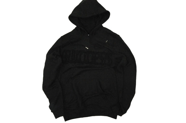 Success Stitch Hoodie (Blk)
