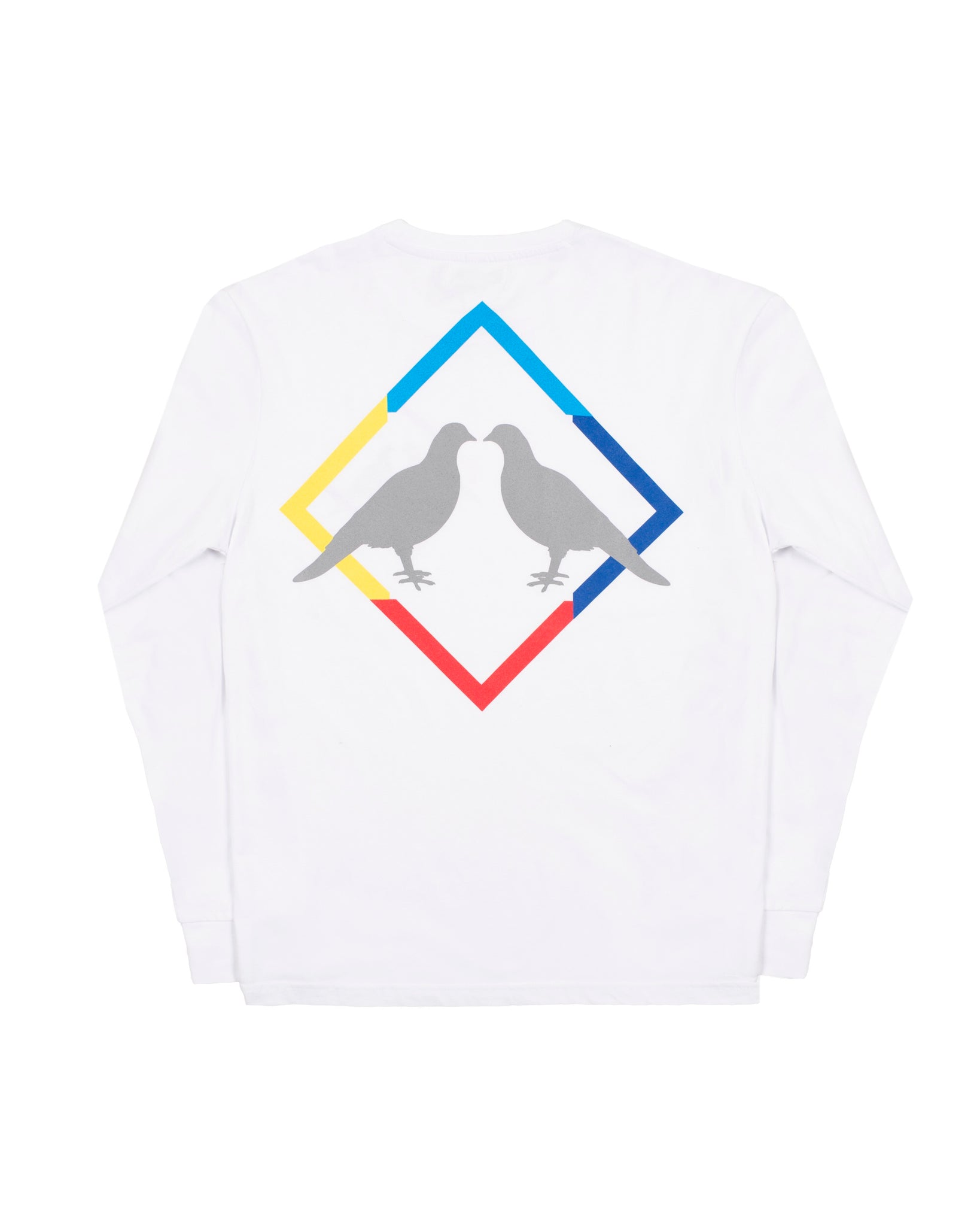 Bedstuyfly 2.0 Long Sleeve White