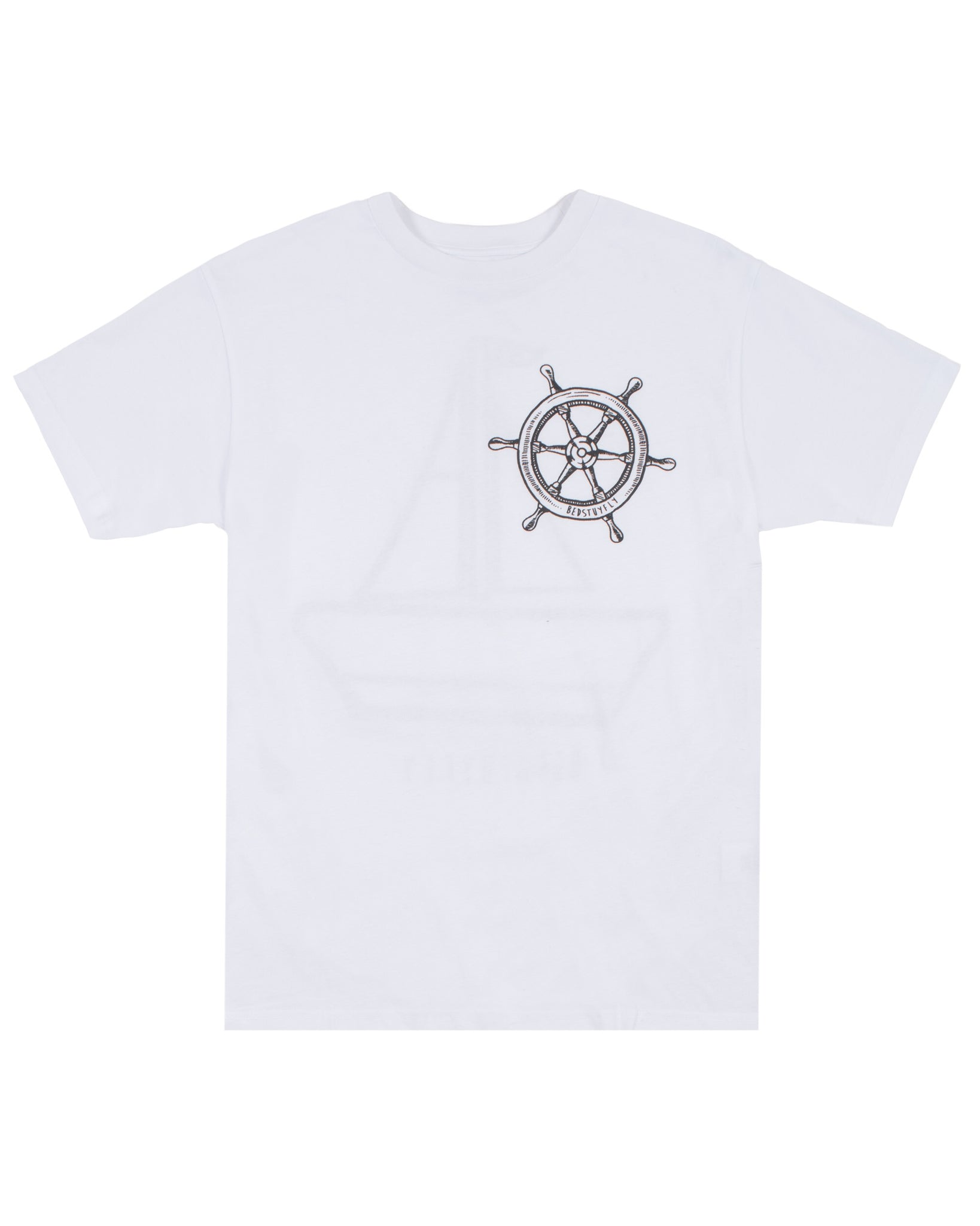 Yacht Club T-Shirt (White)