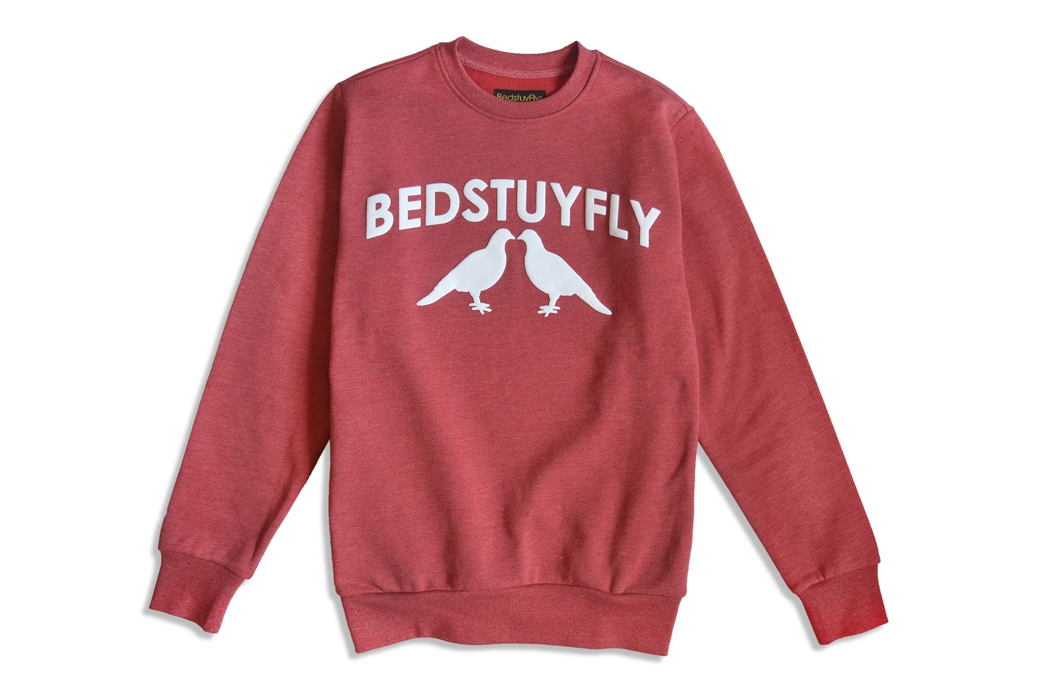Icon Sweatshirt (Red Speckle)