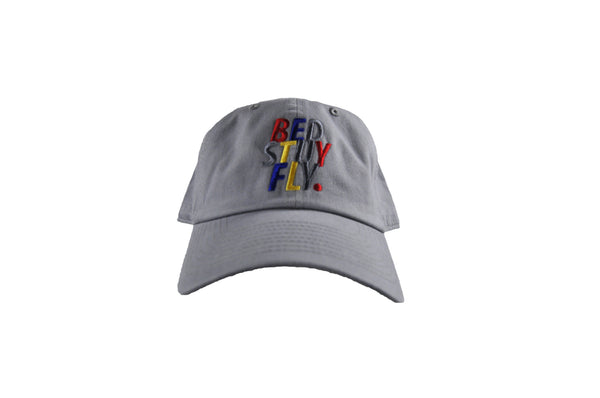 Bedstuy Fly Colors Cap (Gry)