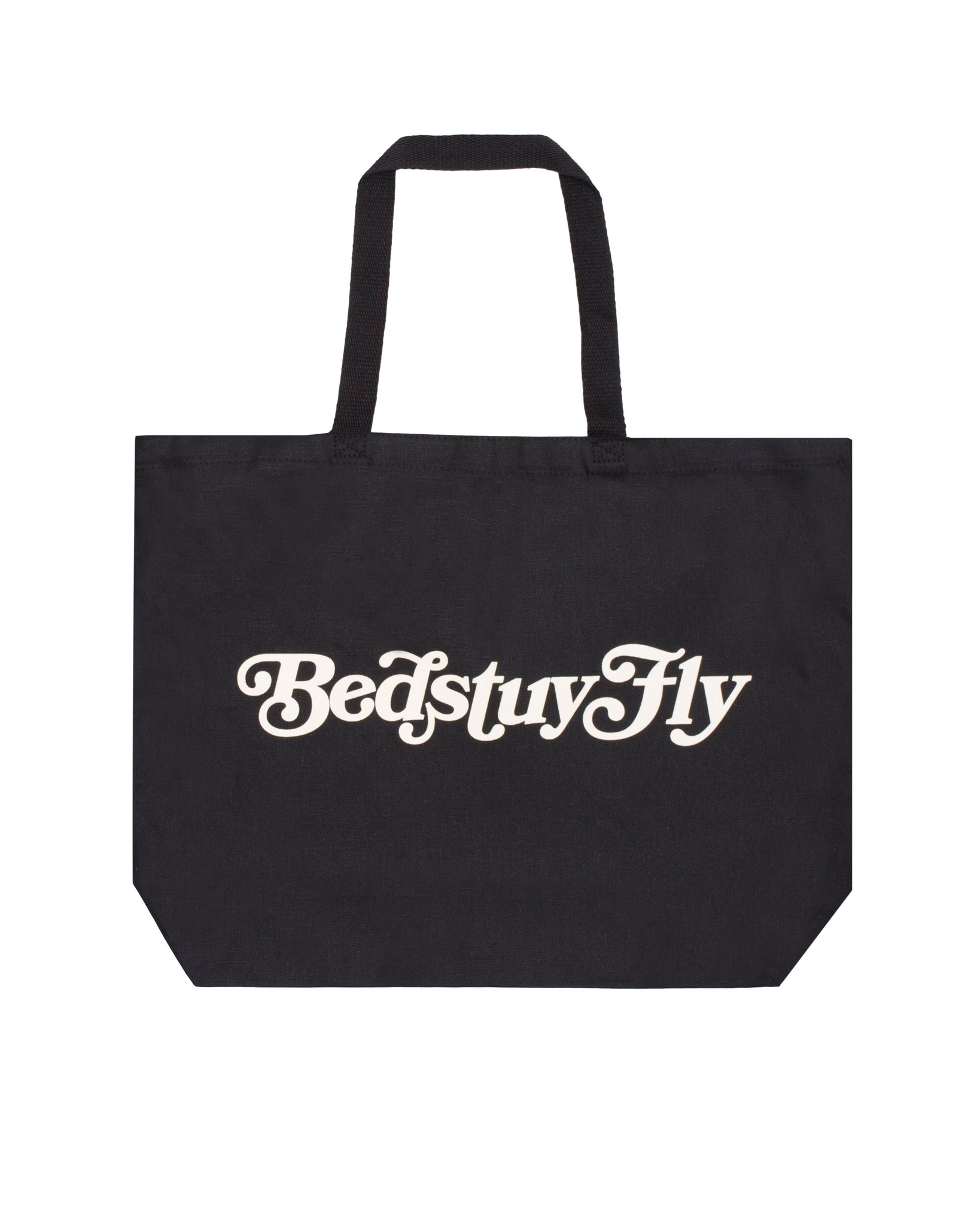 Mind Your Business Tote Bag (Blk/Crm)