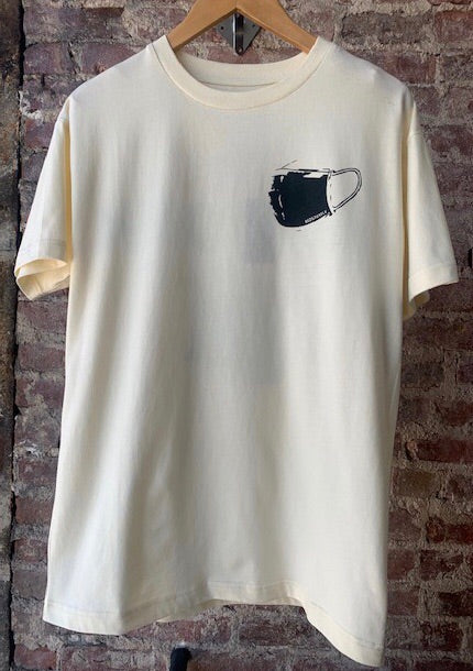 New New York T-Shirt  (Cream)