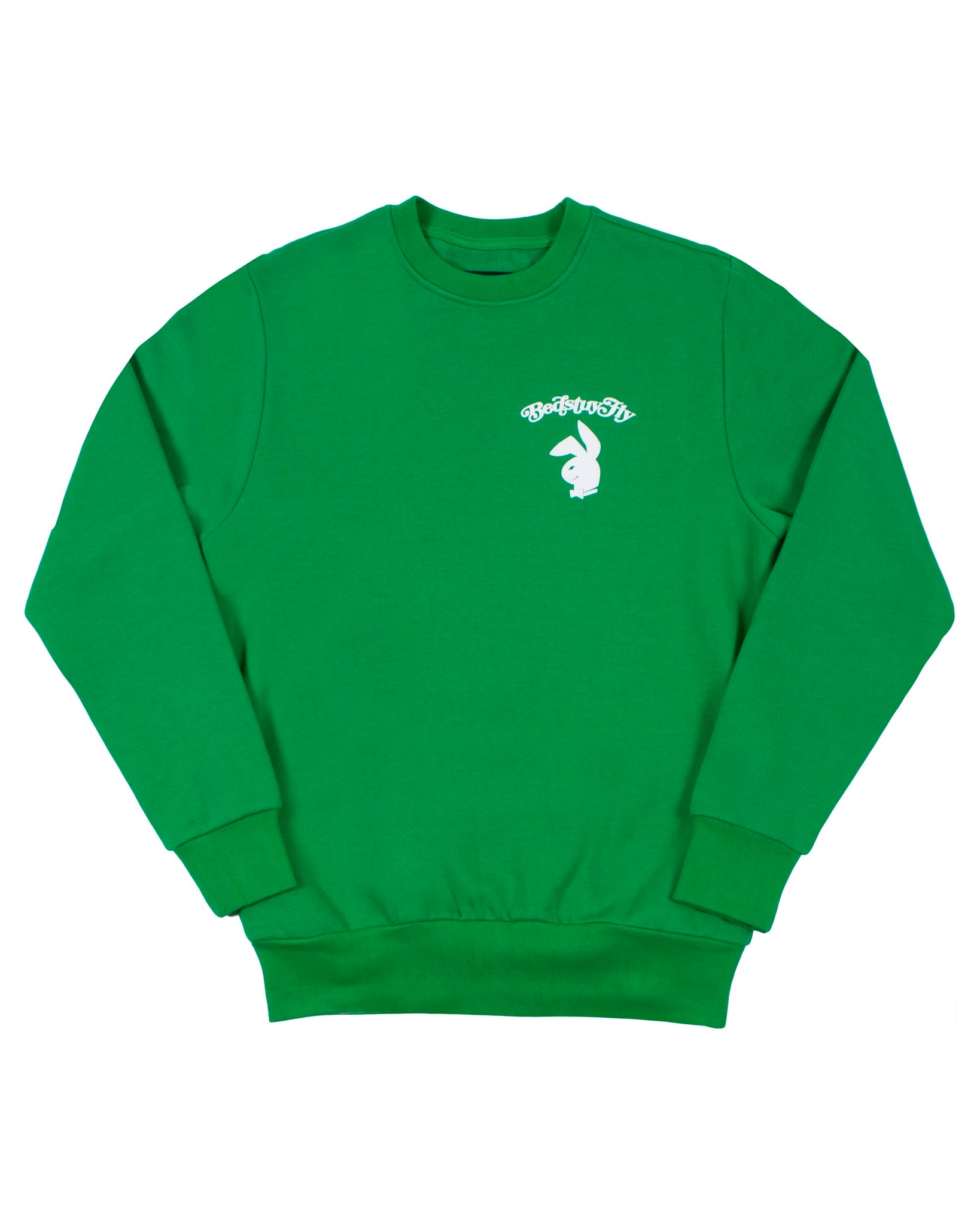 Don't Play Sweatshirt Green