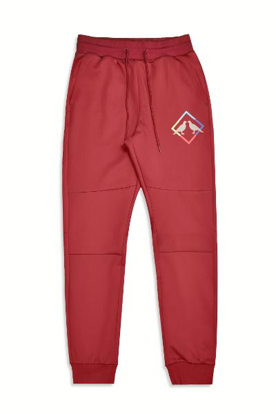 2.0 Runner Pants (Burgundy)