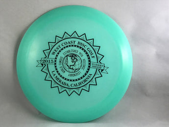 WCDG 2015 Turkey Shoot, Innova Glow Champion Tern_Teal with Black Stamp_175g