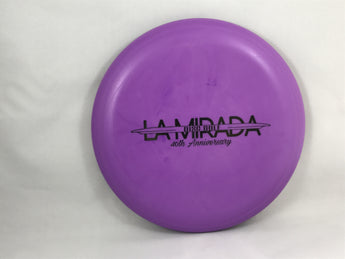 WCDG 2016 La Mirada 40th Aniversary Collector's Stamp, Innova KC Pro Aviar_Purple with Black Stamp_175g