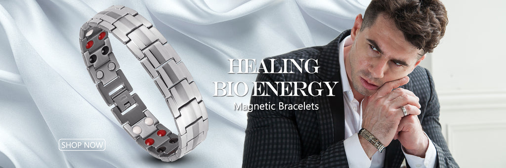 How strong is the magnetic of Rainso magnet bracelets?