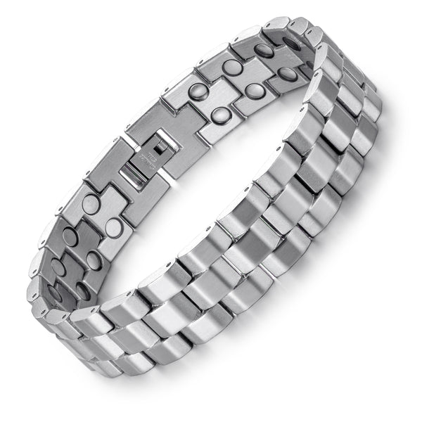 High Guass Magnetic Therapy Bracelet Benefits for Men