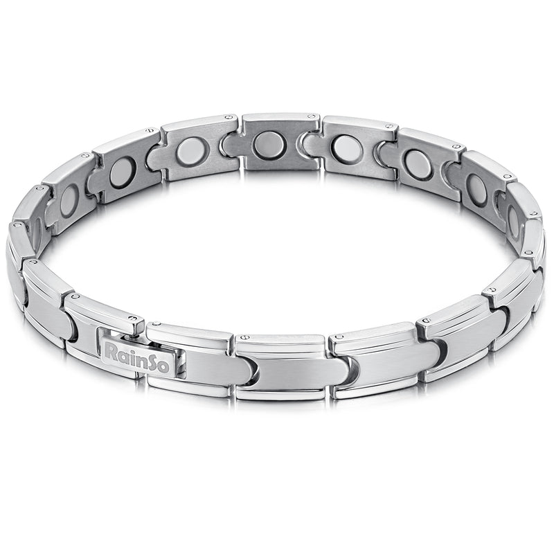 Powerful Stronger Titanium Magnetic Bracelets for Arthritis