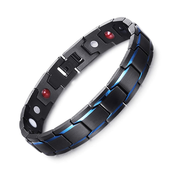 Mens Magnetic Bracelet Most Powerful Bracelets For Arthritis