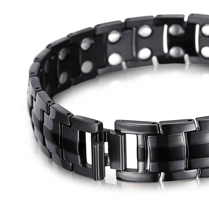 Men's Most Effective Powerful Magnetic Therapy Bracelet for Arthritis