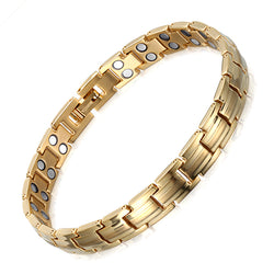 High Gauss Most Effective Powerful Titanium Magnetic Bracelet for Women